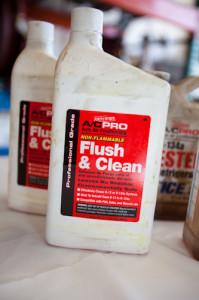 A/C Pro Flush & Clean