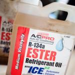 R-134a Ester Refrigerant Oil