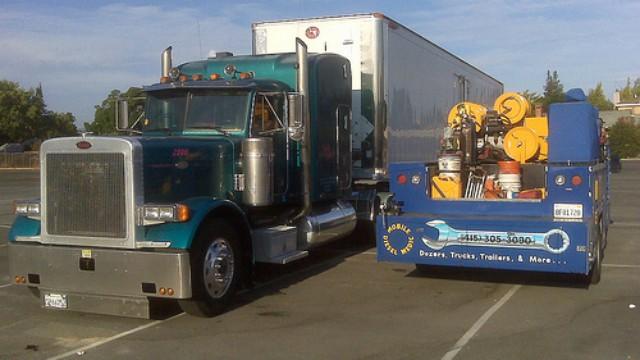 Truck Amp Trailer Repair Sf Bay Area Mobile Truck Medic